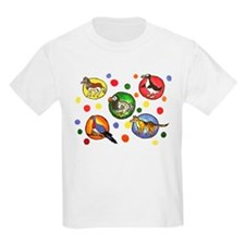 Animals Kids Light T-Shirt