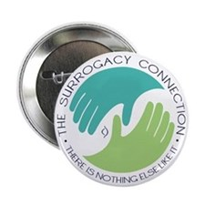 "The Surrogacy Connection 2.25"" Button"