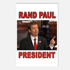 RAND PAUL Postcards (Package of 8)