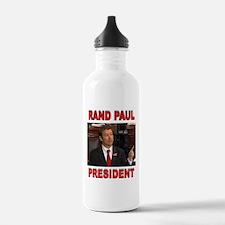 RAND PAUL Water Bottle