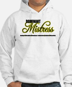 Dominant Mistress Title Hoodie