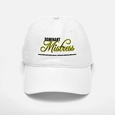Dominant Mistress Title Baseball Baseball Cap