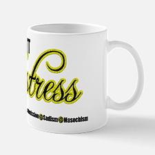 Dominant Mistress Title Mug