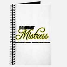 Dominant Mistress Title Journal