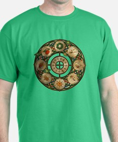 Celtic Wheel of the Year T-Shirt