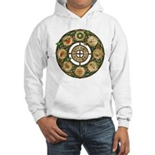 Celtic Wheel of the Year Hoodie