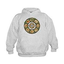 Celtic Wheel of the Year Hoodie