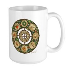 Celtic Wheel of the Year Mug