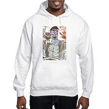 Adam Daly Hooded Sweatshirt