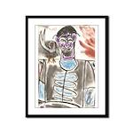 Adam Daly Framed Panel Print