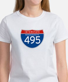Interstate 495 - MA Tee