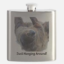 Just Hanging Around! Sloth Flask