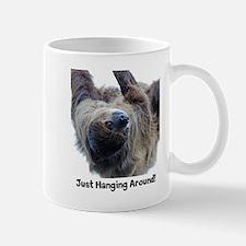 Just Hanging Around! Sloth Mug