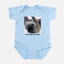 Just Hanging Around! Sloth Infant Bodysuit