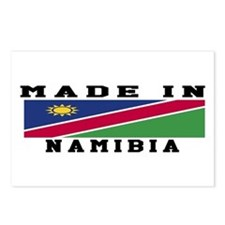 Namibia Made In Postcards (Package of 8)