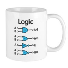 Digital Logic (txt) Mug