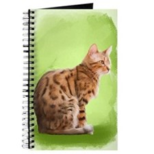Bengal Cat Journal