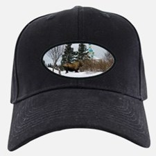 Moose Old Kenai Alaska Baseball Hat