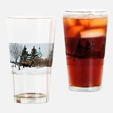 Moose Old Kenai Alaska Drinking Glass