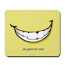 The Smile... Mousepad