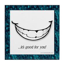 The Smile... Tile Coaster