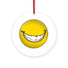 The Smile... Ornament (Round)