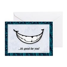 The Smile... Greeting Card