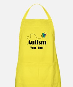 Personalized Autism Butterfly Apron