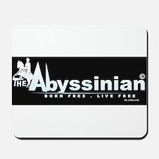 Abyssinian Mousepad