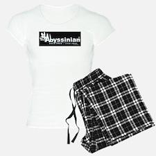 Abyssinian Pajamas
