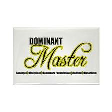 Dominant Master Rectangle Magnet