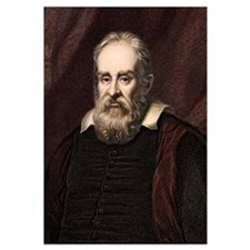 1636 Galileo Galilei portrait astronomer