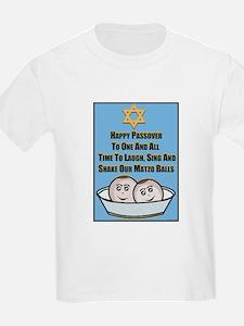 Happy Passover Matzo T-Shirt