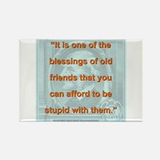 It Is One Of The Blessings - RW Emerson Magnets