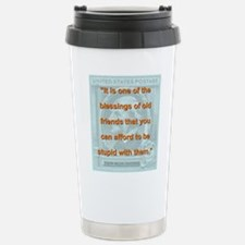 It Is One Of The Blessings - RW Emerson Mugs