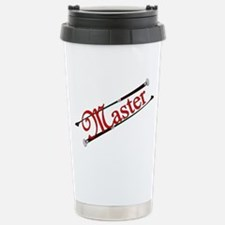 MASTER - Riding Crops Stainless Steel Travel Mug