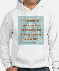Our Greatest Glory - RW Emerson Sweatshirt