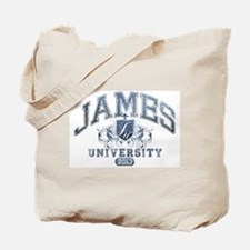 James last name University Class of 2013 Tote Bag