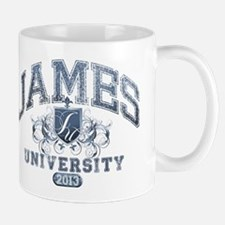 James last name University Class of 2013 Mug
