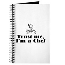 Trust Me I'm a Chef Journal