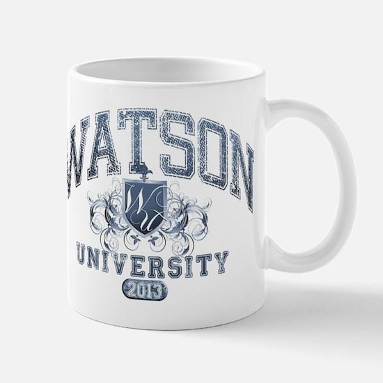 Watson last name University Class of 2013 Mug