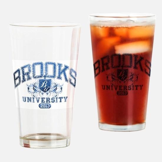 Brooks last name University Class of 2013 Drinking