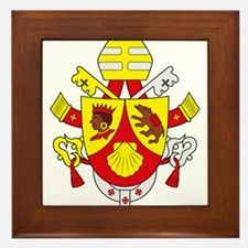 Unique Vatican Framed Tile