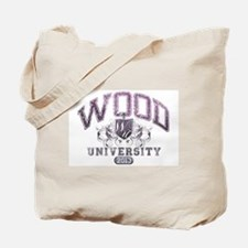 Wood last name University Class of 2013 Tote Bag