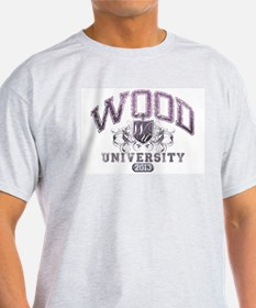 Wood last name University Class of 2013 T-Shirt