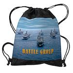 battle group copy.png Drawstring Bag