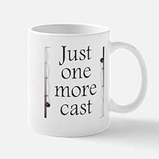 Just One More Cast Mug