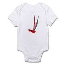 British Dinghy Sailing Infant Bodysuit