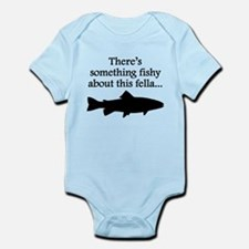 Something Fishy Body Suit