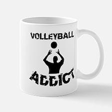 Volleyball Addict Mug